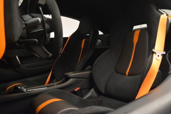 Used 2017 McLaren 570S Coupe for sale Sold at Rolls-Royce Motor Cars Greenwich in Greenwich CT 06830 17