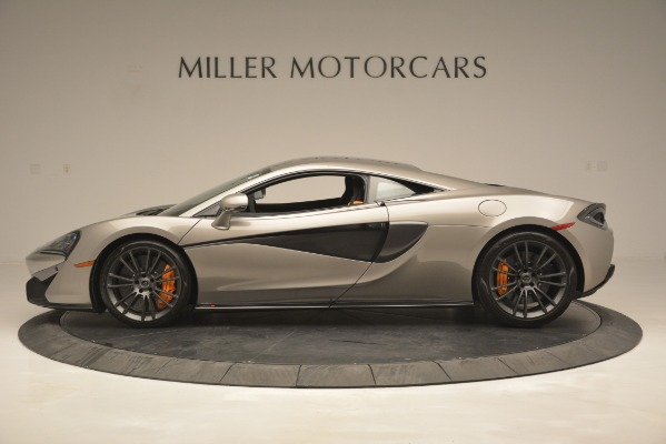 Used 2017 McLaren 570S Coupe for sale Sold at Rolls-Royce Motor Cars Greenwich in Greenwich CT 06830 3