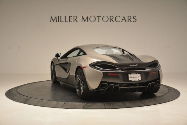 Used 2017 McLaren 570S Coupe for sale Sold at Rolls-Royce Motor Cars Greenwich in Greenwich CT 06830 5