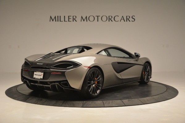 Used 2017 McLaren 570S Coupe for sale Sold at Rolls-Royce Motor Cars Greenwich in Greenwich CT 06830 7