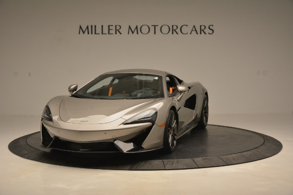 Used 2017 McLaren 570S Coupe for sale Sold at Rolls-Royce Motor Cars Greenwich in Greenwich CT 06830 1