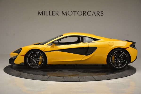 Used 2017 McLaren 570S for sale Sold at Rolls-Royce Motor Cars Greenwich in Greenwich CT 06830 3