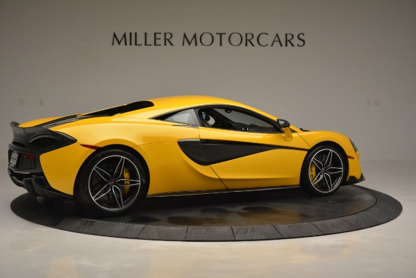 Used 2017 McLaren 570S for sale Sold at Rolls-Royce Motor Cars Greenwich in Greenwich CT 06830 8