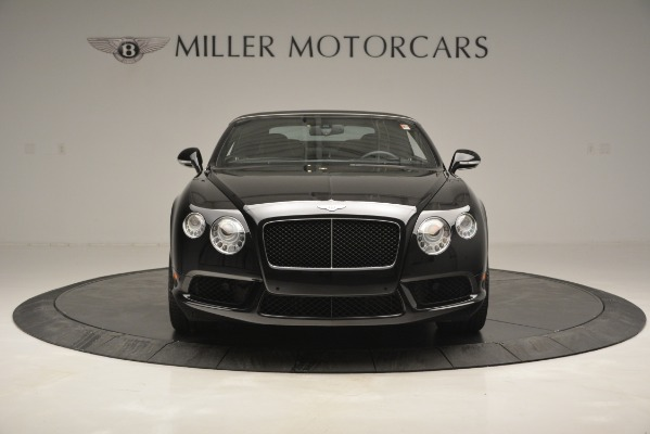 Used 2014 Bentley Continental GT V8 for sale Sold at Rolls-Royce Motor Cars Greenwich in Greenwich CT 06830 12