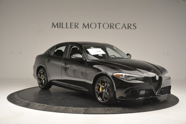 New 2019 Alfa Romeo Giulia Ti Q4 for sale Sold at Rolls-Royce Motor Cars Greenwich in Greenwich CT 06830 11