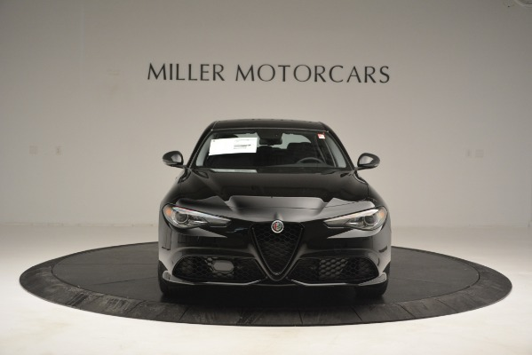 New 2019 Alfa Romeo Giulia Ti Q4 for sale Sold at Rolls-Royce Motor Cars Greenwich in Greenwich CT 06830 12