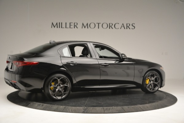 New 2019 Alfa Romeo Giulia Ti Q4 for sale Sold at Rolls-Royce Motor Cars Greenwich in Greenwich CT 06830 8