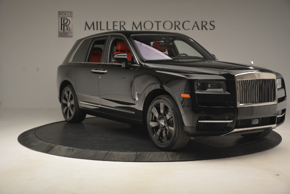New 2019 Rolls-Royce Cullinan for sale Sold at Rolls-Royce Motor Cars Greenwich in Greenwich CT 06830 13