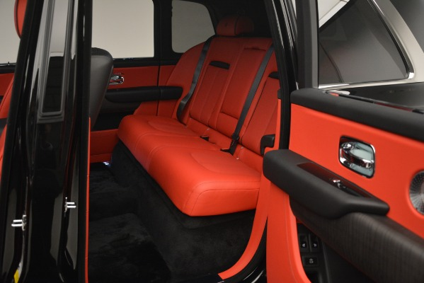 New 2019 Rolls-Royce Cullinan for sale Sold at Rolls-Royce Motor Cars Greenwich in Greenwich CT 06830 26