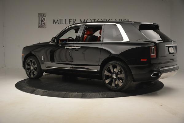 New 2019 Rolls-Royce Cullinan for sale Sold at Rolls-Royce Motor Cars Greenwich in Greenwich CT 06830 5