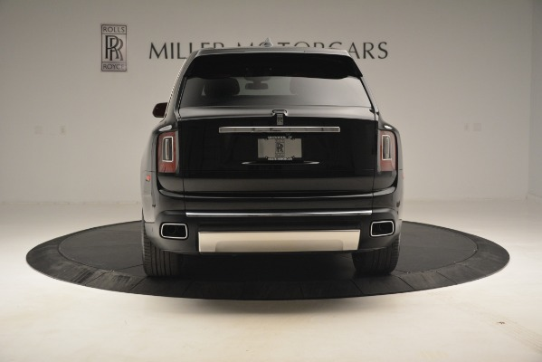 New 2019 Rolls-Royce Cullinan for sale Sold at Rolls-Royce Motor Cars Greenwich in Greenwich CT 06830 7