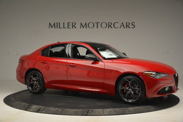 New 2019 Alfa Romeo Giulia Ti Q4 for sale $46,590 at Rolls-Royce Motor Cars Greenwich in Greenwich CT 06830 10