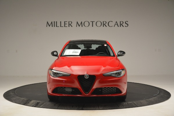 New 2019 Alfa Romeo Giulia Ti Q4 for sale $46,590 at Rolls-Royce Motor Cars Greenwich in Greenwich CT 06830 12
