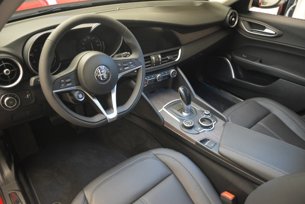 New 2019 Alfa Romeo Giulia Ti Q4 for sale $46,590 at Rolls-Royce Motor Cars Greenwich in Greenwich CT 06830 14