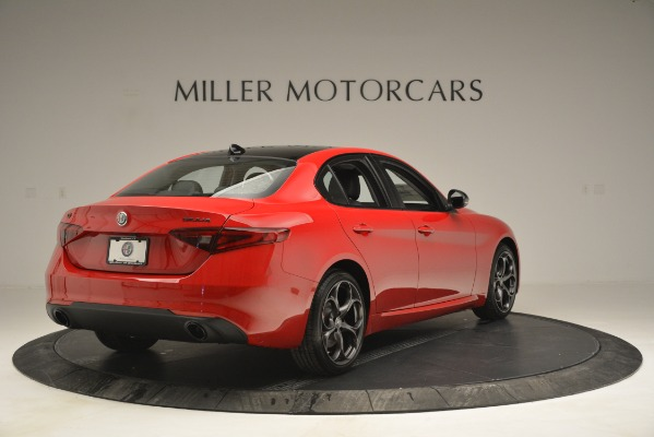 New 2019 Alfa Romeo Giulia Ti Q4 for sale $46,590 at Rolls-Royce Motor Cars Greenwich in Greenwich CT 06830 7