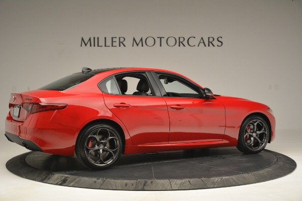 New 2019 Alfa Romeo Giulia Ti Q4 for sale $46,590 at Rolls-Royce Motor Cars Greenwich in Greenwich CT 06830 8