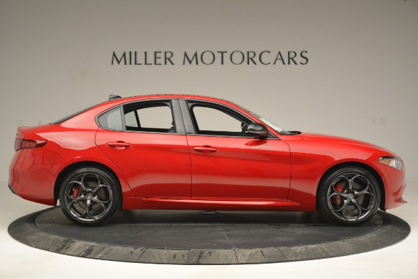 New 2019 Alfa Romeo Giulia Ti Q4 for sale $46,590 at Rolls-Royce Motor Cars Greenwich in Greenwich CT 06830 9