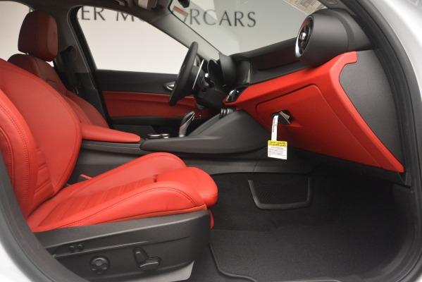 New 2019 Alfa Romeo Giulia Ti Sport Q4 for sale Sold at Rolls-Royce Motor Cars Greenwich in Greenwich CT 06830 23