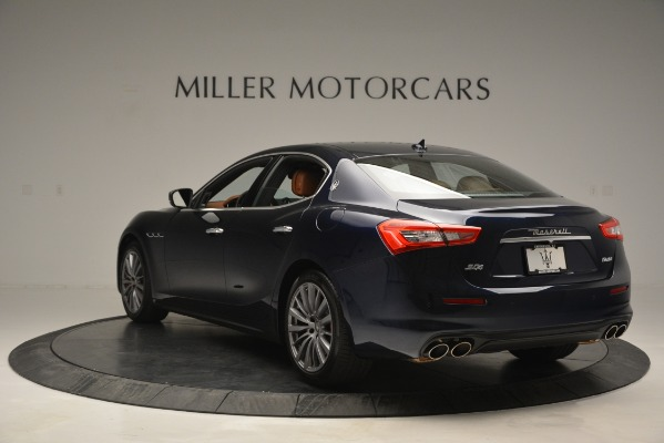 New 2019 Maserati Ghibli S Q4 for sale Sold at Rolls-Royce Motor Cars Greenwich in Greenwich CT 06830 5