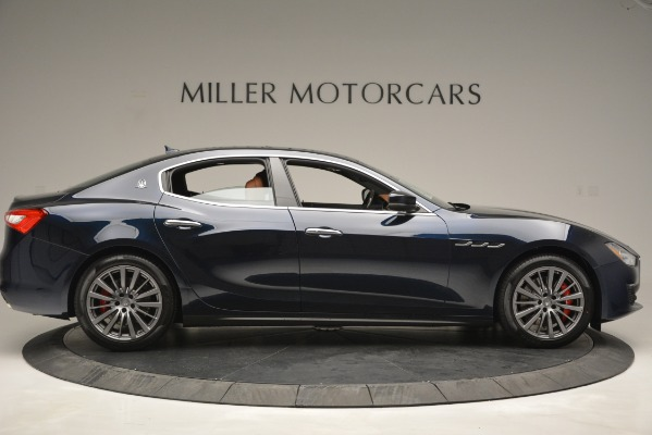 New 2019 Maserati Ghibli S Q4 for sale Sold at Rolls-Royce Motor Cars Greenwich in Greenwich CT 06830 9