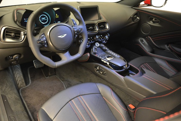New 2019 Aston Martin Vantage for sale Sold at Rolls-Royce Motor Cars Greenwich in Greenwich CT 06830 16