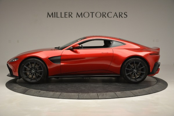 New 2019 Aston Martin Vantage for sale Sold at Rolls-Royce Motor Cars Greenwich in Greenwich CT 06830 3