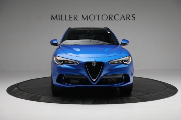 New 2019 Alfa Romeo Stelvio Quadrifoglio for sale Sold at Rolls-Royce Motor Cars Greenwich in Greenwich CT 06830 12