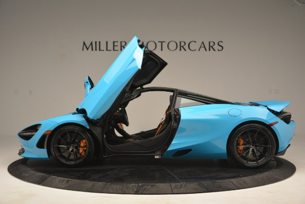 New 2019 McLaren 720S Coupe for sale Sold at Rolls-Royce Motor Cars Greenwich in Greenwich CT 06830 15