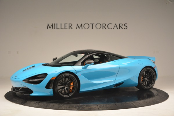 New 2019 McLaren 720S Coupe for sale Sold at Rolls-Royce Motor Cars Greenwich in Greenwich CT 06830 2