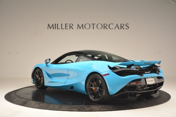 New 2019 McLaren 720S Coupe for sale Sold at Rolls-Royce Motor Cars Greenwich in Greenwich CT 06830 4