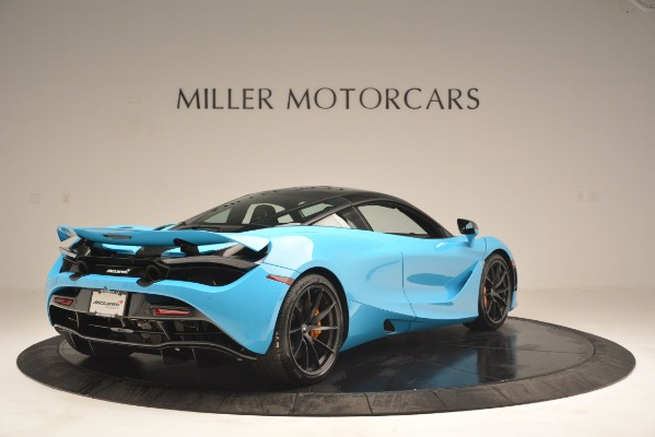 New 2019 McLaren 720S Coupe for sale Sold at Rolls-Royce Motor Cars Greenwich in Greenwich CT 06830 7