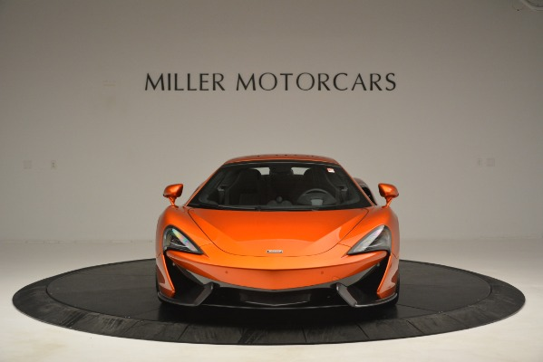 New 2019 McLaren 570S Spider Convertible for sale Sold at Rolls-Royce Motor Cars Greenwich in Greenwich CT 06830 22