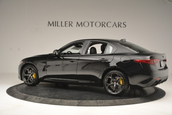 New 2019 Alfa Romeo Giulia Sport Q4 for sale Sold at Rolls-Royce Motor Cars Greenwich in Greenwich CT 06830 4