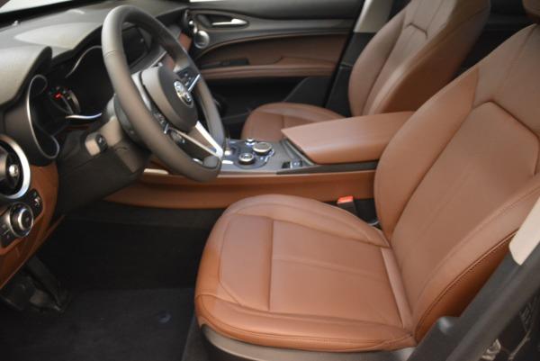 New 2019 Alfa Romeo Stelvio Ti Q4 for sale Sold at Rolls-Royce Motor Cars Greenwich in Greenwich CT 06830 10