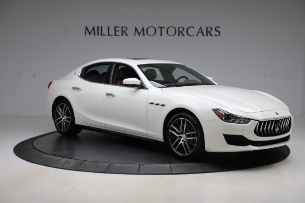 New 2019 Maserati Ghibli S Q4 for sale $91,630 at Rolls-Royce Motor Cars Greenwich in Greenwich CT 06830 10