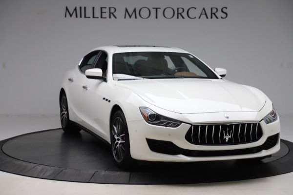 New 2019 Maserati Ghibli S Q4 for sale $91,630 at Rolls-Royce Motor Cars Greenwich in Greenwich CT 06830 11
