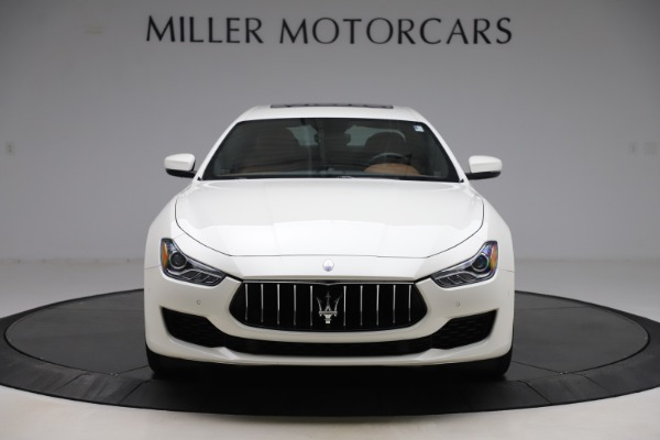 New 2019 Maserati Ghibli S Q4 for sale $91,630 at Rolls-Royce Motor Cars Greenwich in Greenwich CT 06830 12