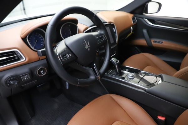 New 2019 Maserati Ghibli S Q4 for sale $91,630 at Rolls-Royce Motor Cars Greenwich in Greenwich CT 06830 13