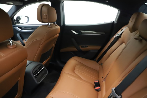 New 2019 Maserati Ghibli S Q4 for sale $91,630 at Rolls-Royce Motor Cars Greenwich in Greenwich CT 06830 19