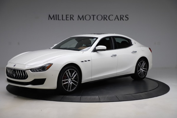 New 2019 Maserati Ghibli S Q4 for sale $91,630 at Rolls-Royce Motor Cars Greenwich in Greenwich CT 06830 2
