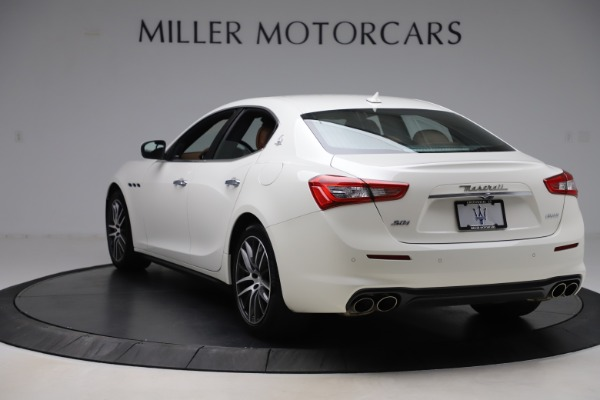New 2019 Maserati Ghibli S Q4 for sale $91,630 at Rolls-Royce Motor Cars Greenwich in Greenwich CT 06830 5