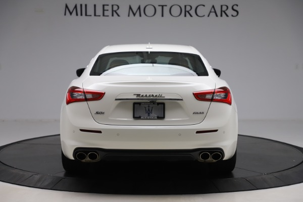 New 2019 Maserati Ghibli S Q4 for sale $91,630 at Rolls-Royce Motor Cars Greenwich in Greenwich CT 06830 6