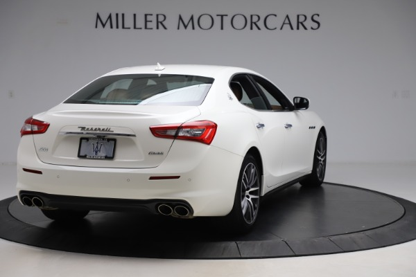 New 2019 Maserati Ghibli S Q4 for sale $91,630 at Rolls-Royce Motor Cars Greenwich in Greenwich CT 06830 7