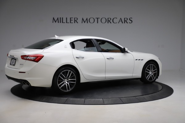 New 2019 Maserati Ghibli S Q4 for sale $91,630 at Rolls-Royce Motor Cars Greenwich in Greenwich CT 06830 8