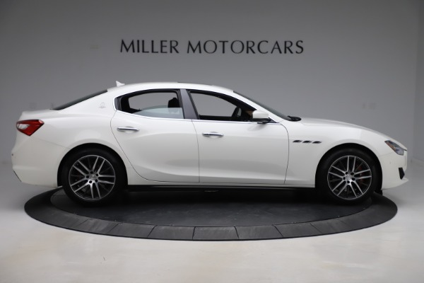 New 2019 Maserati Ghibli S Q4 for sale $91,630 at Rolls-Royce Motor Cars Greenwich in Greenwich CT 06830 9