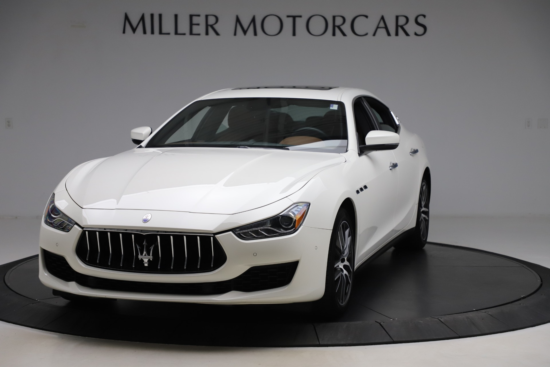 New 2019 Maserati Ghibli S Q4 for sale $91,630 at Rolls-Royce Motor Cars Greenwich in Greenwich CT 06830 1