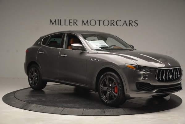 New 2019 Maserati Levante Q4 for sale Sold at Rolls-Royce Motor Cars Greenwich in Greenwich CT 06830 14
