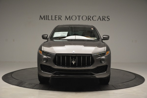 New 2019 Maserati Levante Q4 for sale Sold at Rolls-Royce Motor Cars Greenwich in Greenwich CT 06830 16