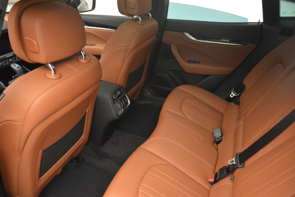 New 2019 Maserati Levante Q4 for sale Sold at Rolls-Royce Motor Cars Greenwich in Greenwich CT 06830 22