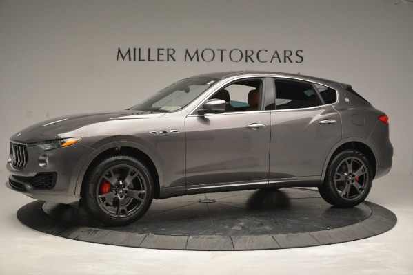 New 2019 Maserati Levante Q4 for sale Sold at Rolls-Royce Motor Cars Greenwich in Greenwich CT 06830 3